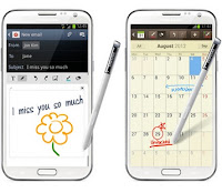 hardwriting Samsung Galaxy Note 2