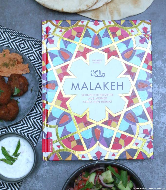 Syrisches Kochbuch Malakeh