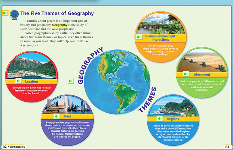 The Grade 78 Hub Geography