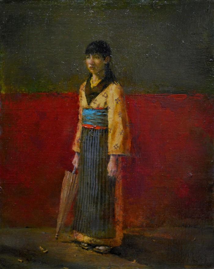 Американский художник. Felipe Echevarria