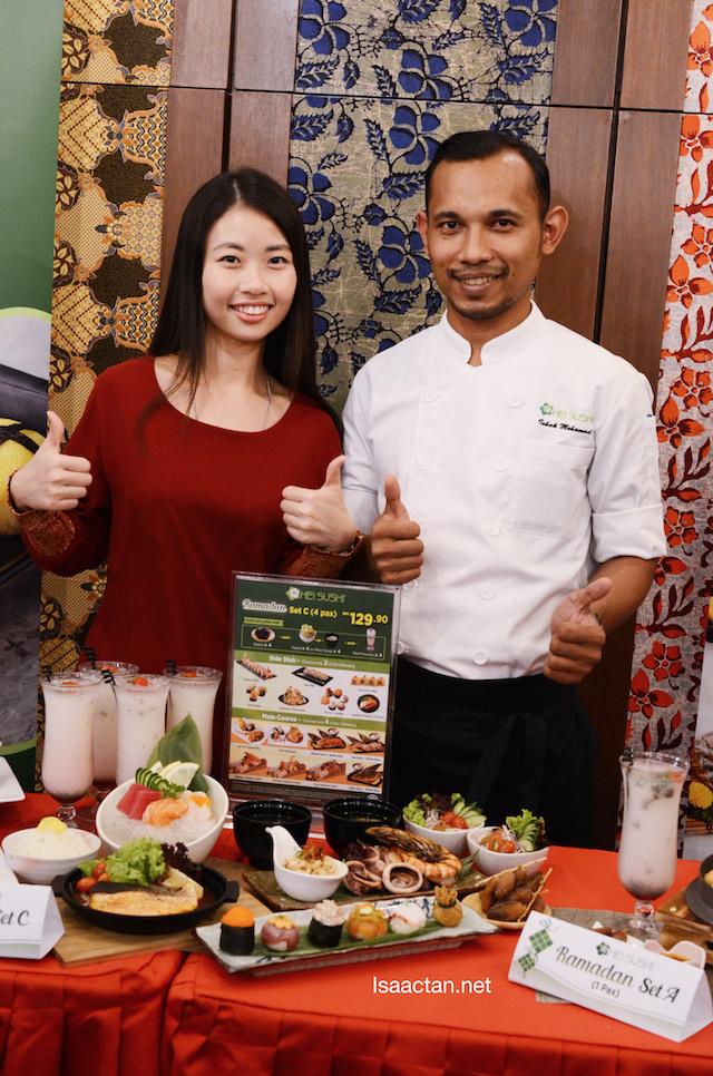 Hei Sushi Ramadan Special @ Alamanda Shopping Centre, Putrajaya
