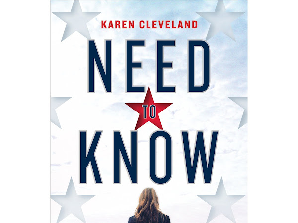 NEED TO KNOW Karen Cleveland: do we want our spooks to be relatable?