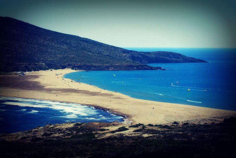 Πρασονήσι | ο απόλυτος προορισμός για Surfers