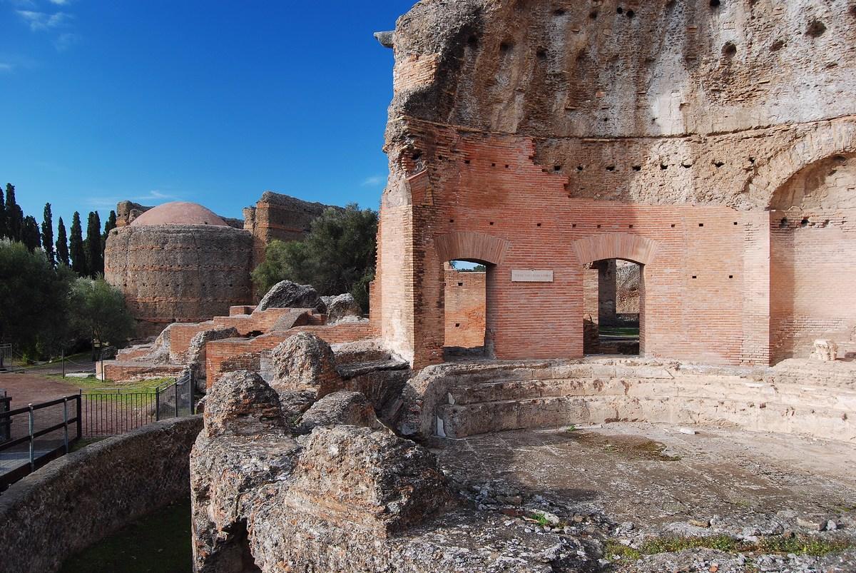 thermes Villa Hadriana