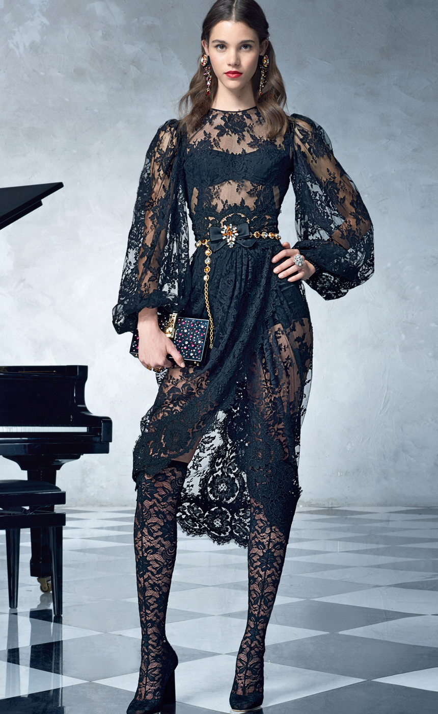 Dolce & Gabbana Spring/Summer 2017 Dance Collection