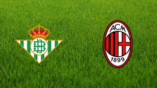 مشاهدة مباراة ميلان وريال بيتيس بث مباشر بتاريخ 25-10-2018 الدوري الأوروبي