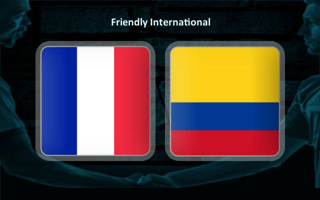 France vs Colombia Full Match And Highlights