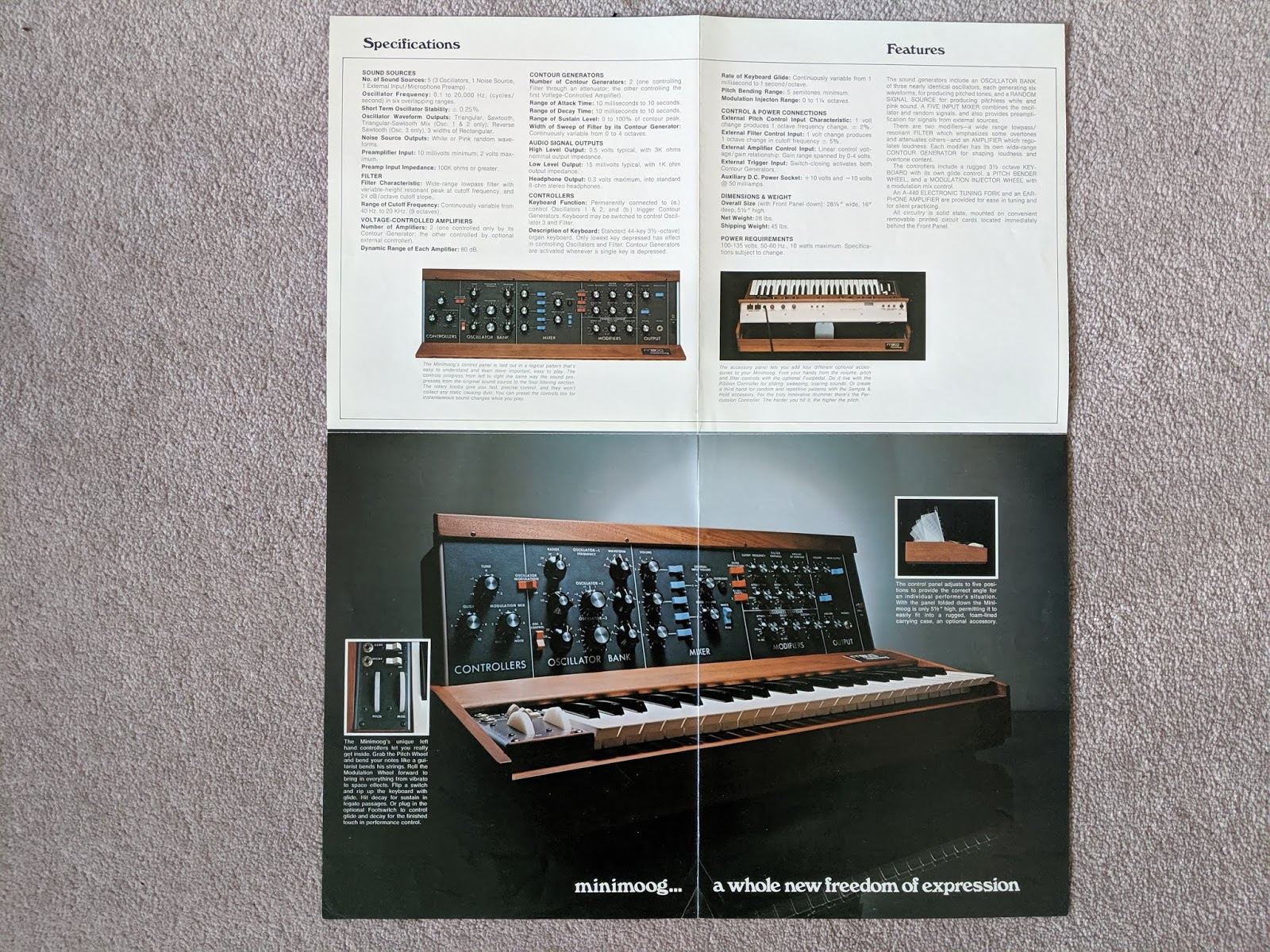 Retro Synth Ads: May 2019