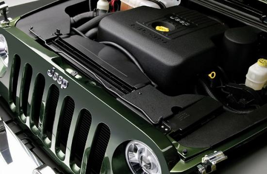 Jeep Gladiator 2020 Engine