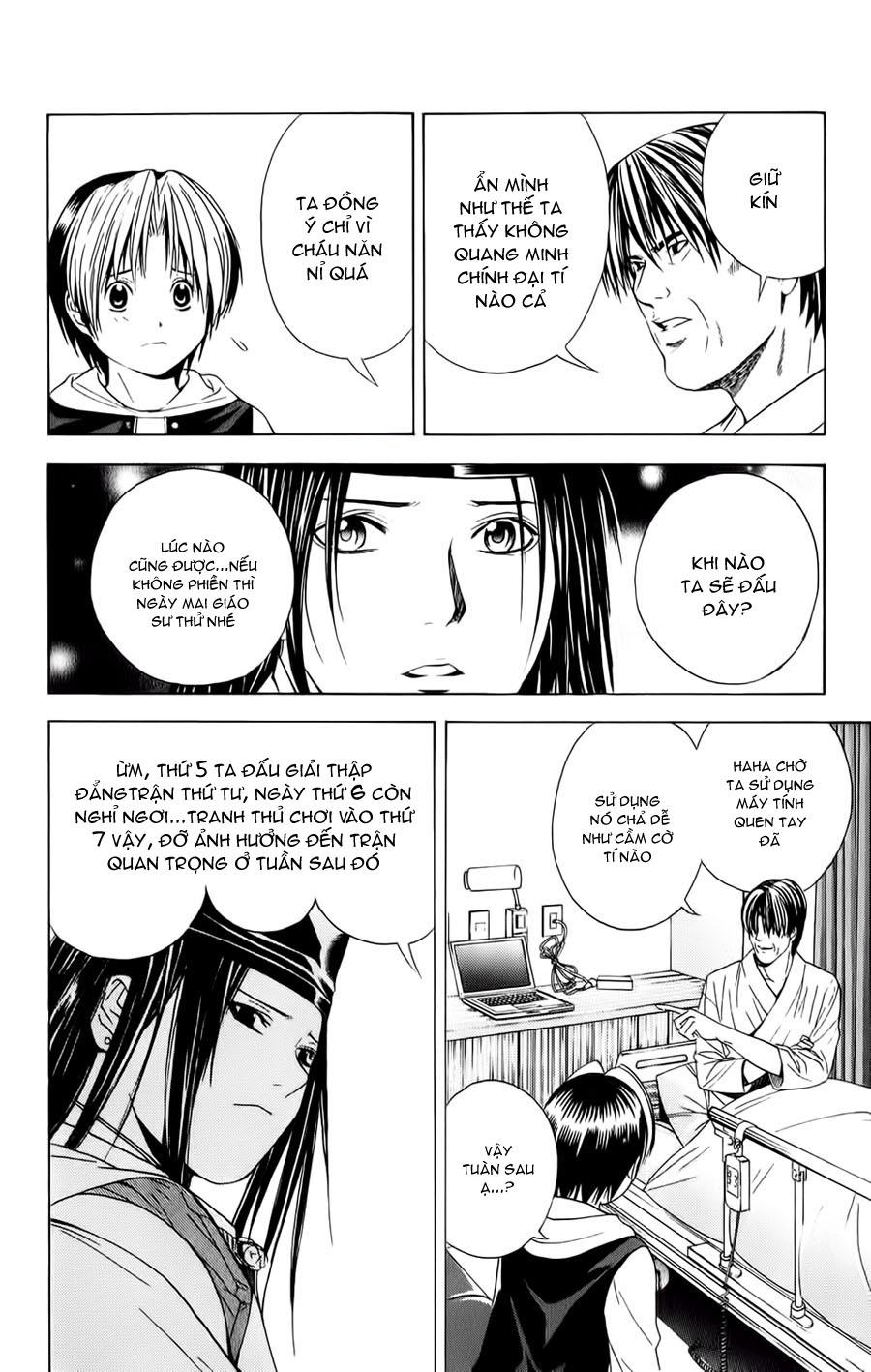 Hikaru No Go hikaru no go chap 108 trang 15