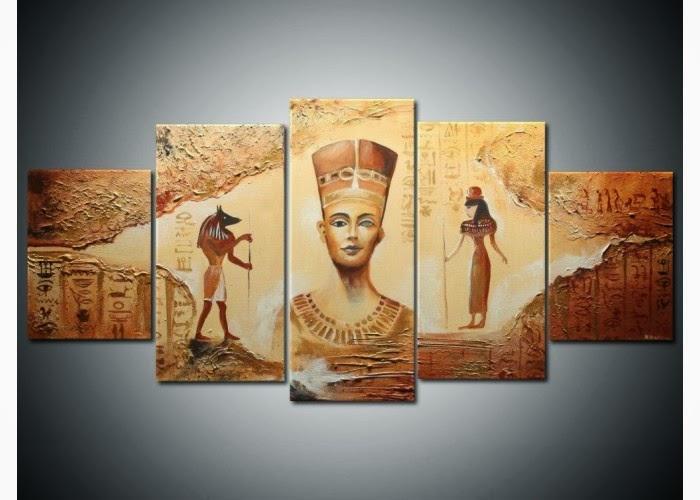 الزخرفة المصرية