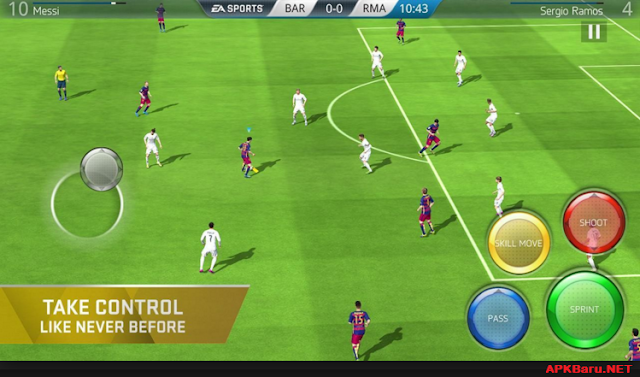 FIFA 16: Ultimate Team v3.2.113645 Latest Version APK+OBB Data