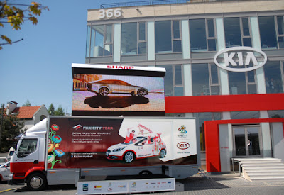 KIA FAN CITY TOUR