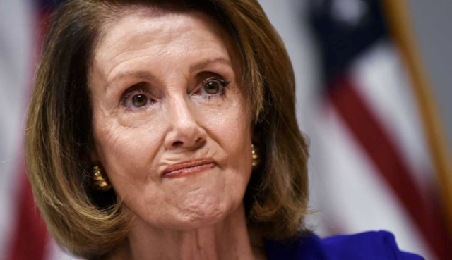Pelosi calls on acting AG to recuse himself from the Mueller Probe