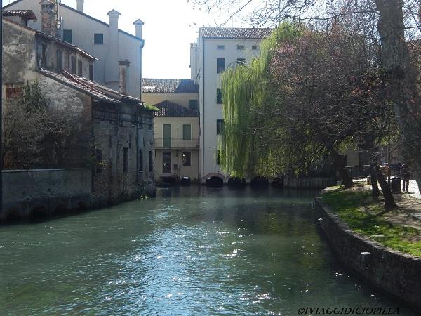 Scorcio del rivo Cagnon - Treviso