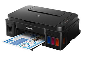 Driver Canon Pixma G2100 download Windows, Mac