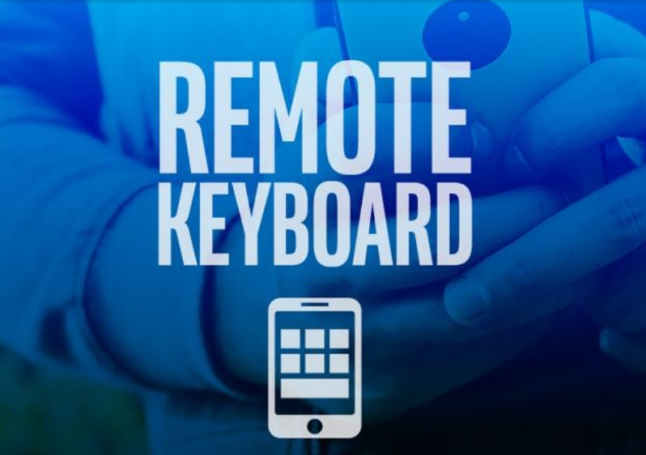 Intel® Remote Keyboard 1.2.0 APK 2015 LATEST is here