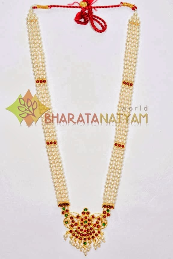 Indian Classical Dance Costumes   Temple Jewellery
