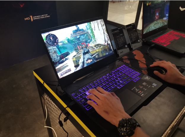 "alt=""Review Laptop ASUS TUF Gaming"""