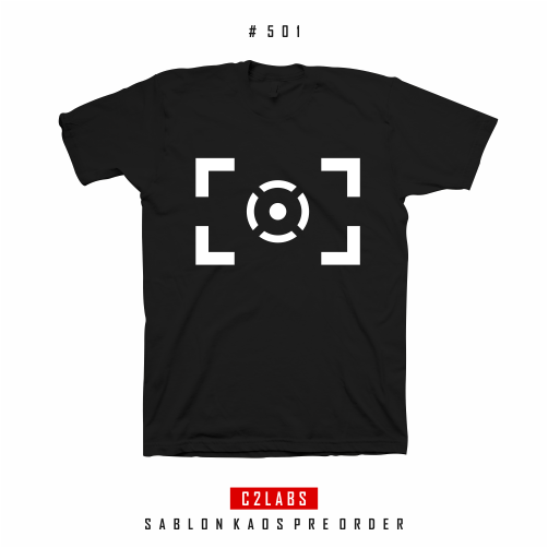 Fokus - Desain Kaos Photography #501