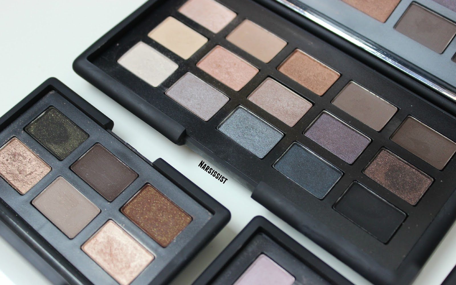 A picture of NARS Narsissist eyeshadow palette