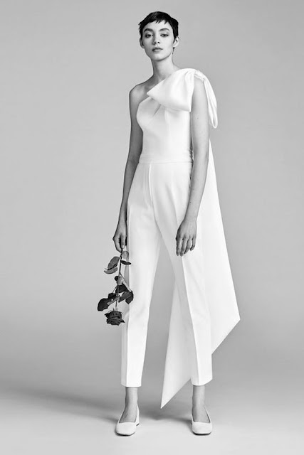K'Mich Weddings - wedding jumpsuit - Victor & Rolf