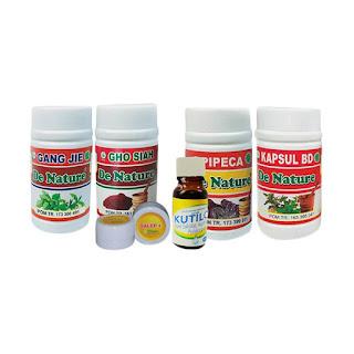 Produk De Nature Untuk Mengobati Kutil Kelamin atau Jengger Ayam
