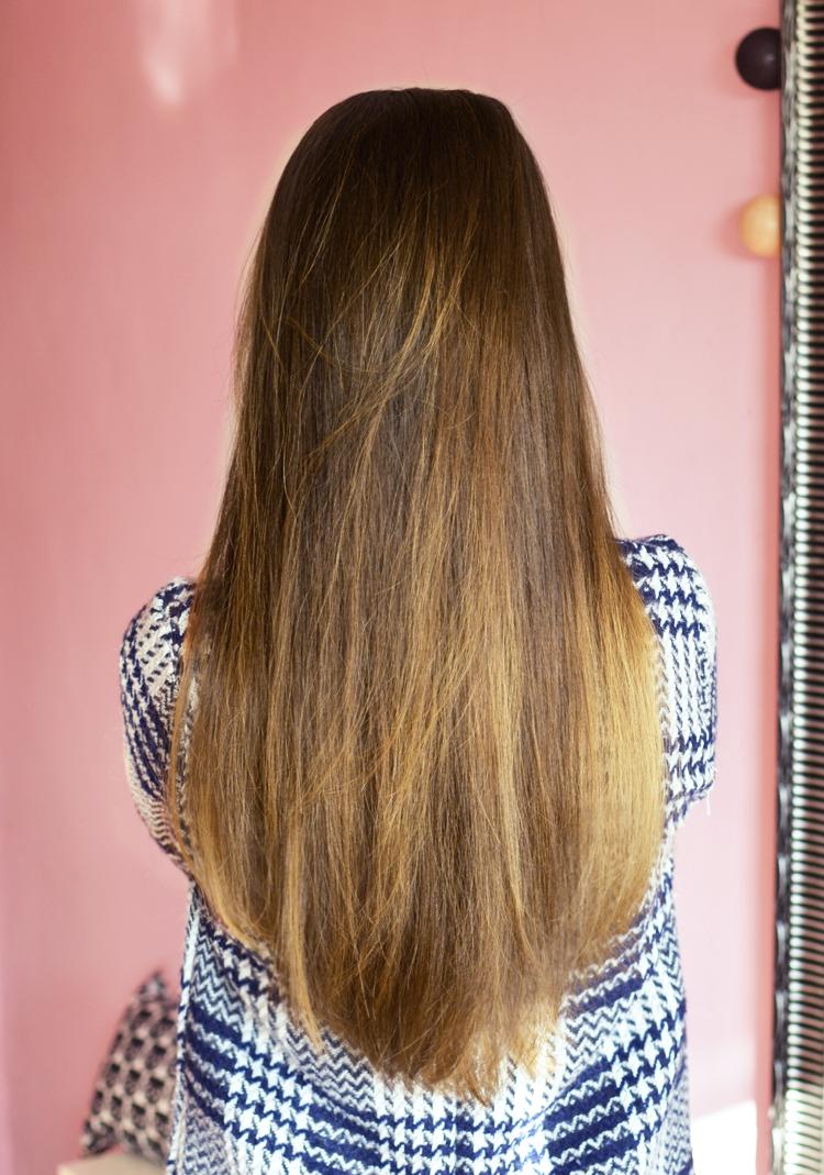 Pielęgnacja moich włosów - świetna odżywka z drogerii, mycie maską i kosmetyki profesjonalne - Czytaj więcej »