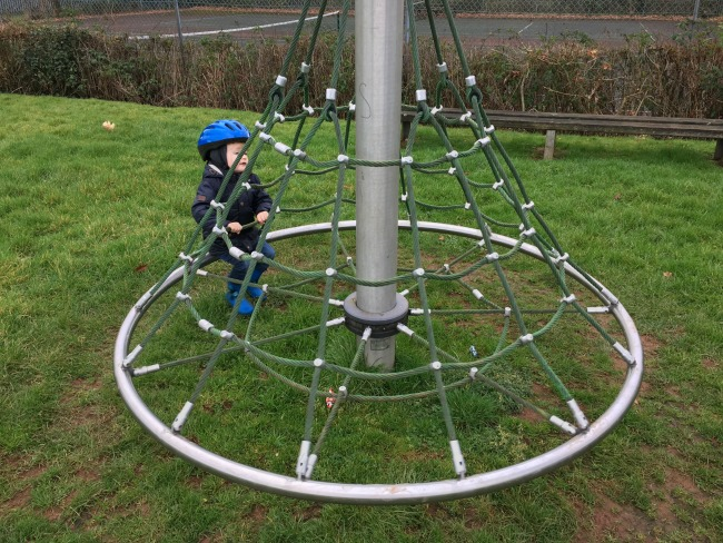 Our-weekly-journal-9th-Jan-2017-toddler-on-roundabout