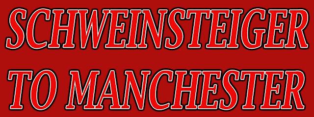 Schweinsteiger to Manchester