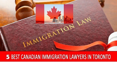 5 Best Canadian Immigration Lawyers in Toronto