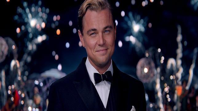 Leonardo DiCaprio es Jay Gatsby
