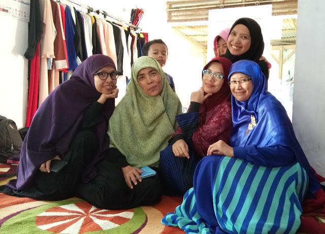Emak-emak Tapis Blogger