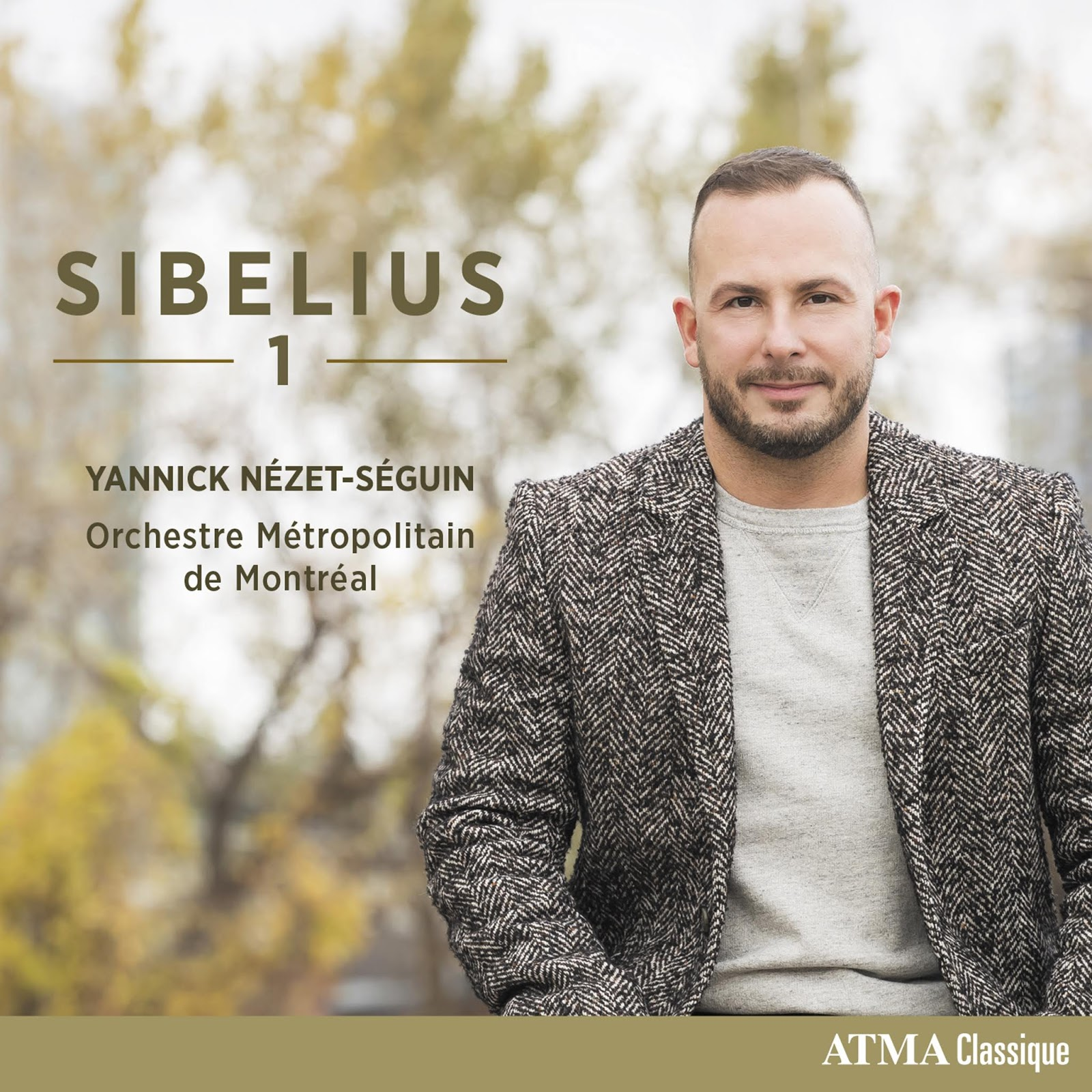 IN REVIEW: Jean Sibelius - SYMPHONY NO. 1 (ATMA Classique ACD2 2452)