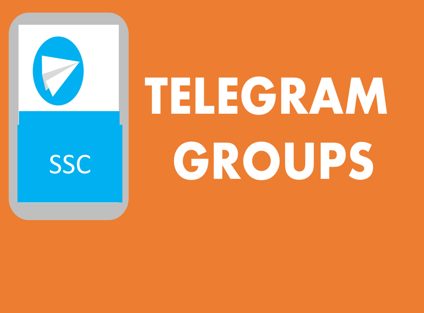 BEST TELEGRAM GROUPS AND CHANNELS FOR SSC : Students Must
