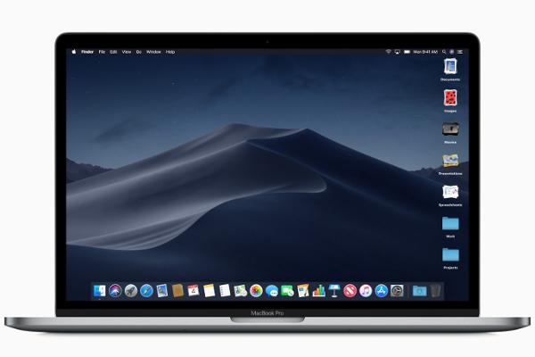 Desktop and Finder