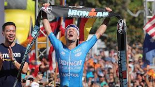 IRONMAN - Patrick Lange batió de nuevo el récord y bajando de las 8 horas, con Gómez Noya 11º