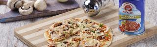 cara membuat pizza mackharel