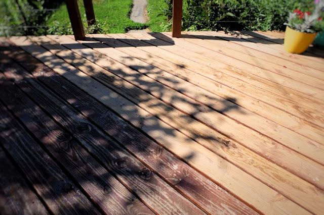 deck stain stripper progress how to remove