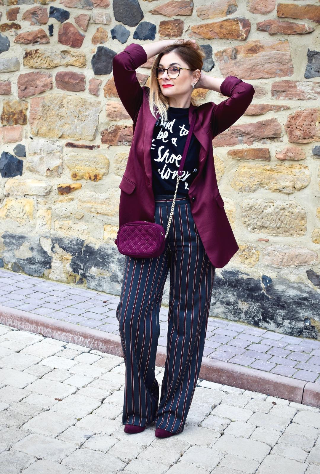 Wie style ich mich im Büro, Modeblog für Frauen ab 40