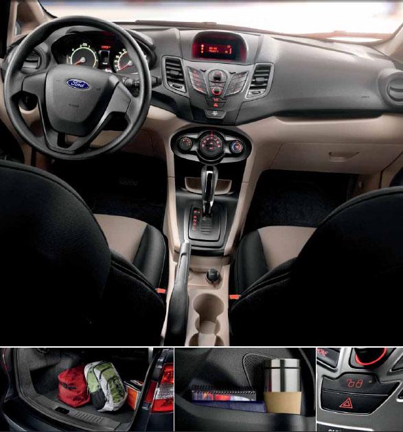 Ford 2013 Ford Fiesta S Hatchback