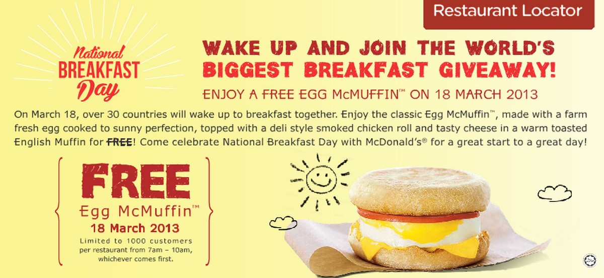mcdonalds national breakfast day - 865×403