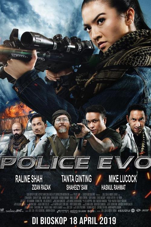 Download Film Police Evo (2019) Full Movie Indonesia
