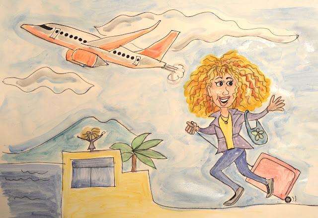 W podróży do sukcesu, czyli mój pierwszy dzień w Hiszpanii