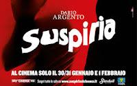 Suspiria di Dario Argento tornerà nei cinema italiani in versione 4K