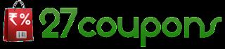 27 coupons Logo