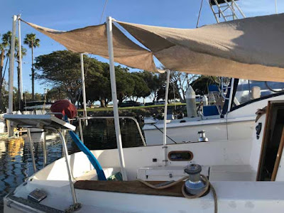sailboat bimini