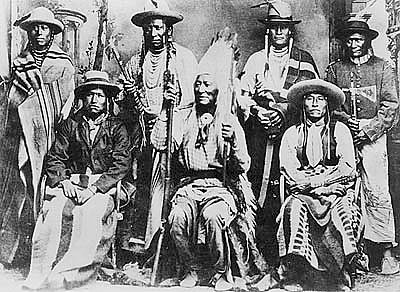 Chefes Shoshones-3