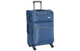 Princeware Elite 68 cms 4 Wheel Suitcase For Rs 2521 (Mrp 7503) at Amazon