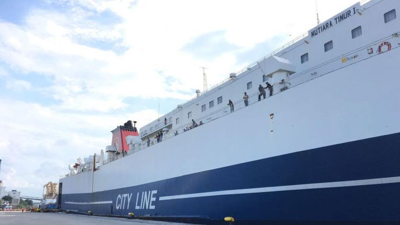 Banyak Peminat Kuota Mudik Gratis Kapal Laut ke Semarang Ludes
